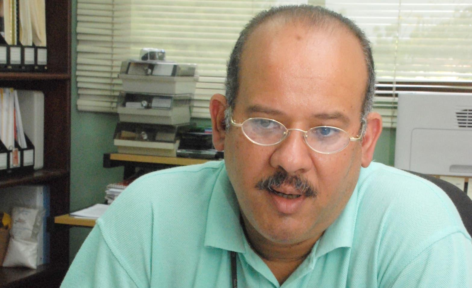 José Manuel Puello, director de Salud Poblacional.