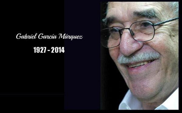 Gabriel García Márquez, el laureado escritor colombiano, murió el 17 de abril, a la edad de 83 años.