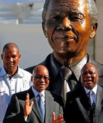 Mandela Busto