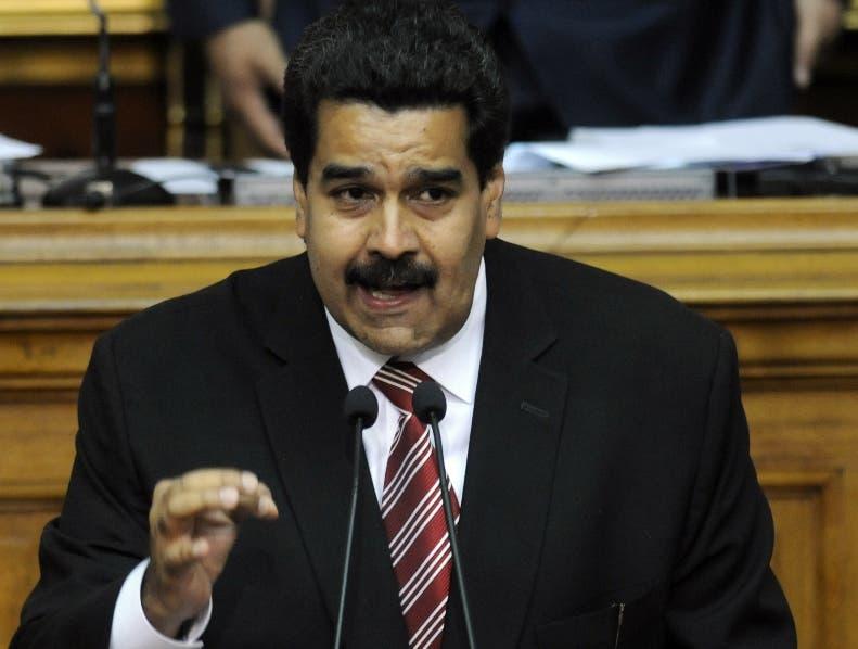 VENEZUELA-MADURO-ASSEMBLY