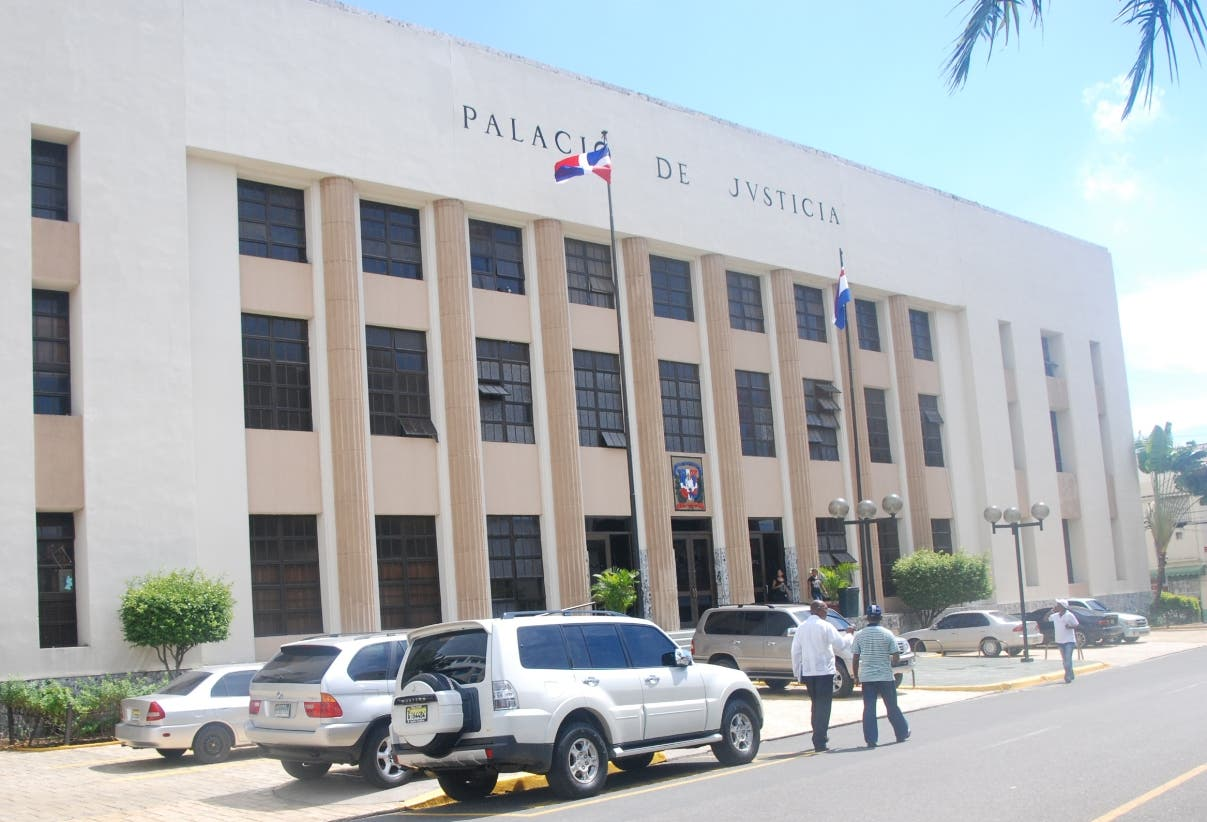 Palacio de Justicia de Ciudad Nueva. Archivo