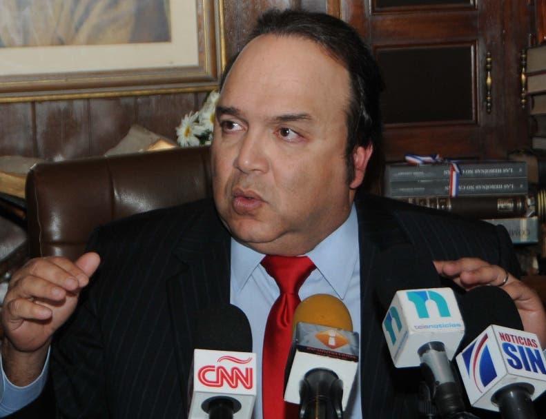 Vinicito: «Declaraciones de Reinaldo sobre reelección son graves y preocupantes»
