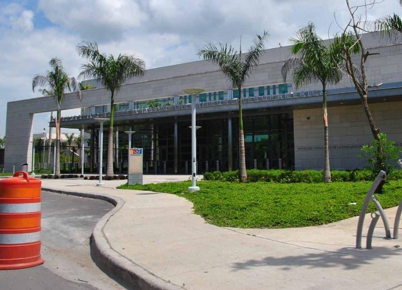 Nueva Embajada de los Estados Unidos.  Fotografía Gina De Camps / 19-5-2014/