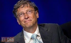 Bill Gates. Foto de archivo.