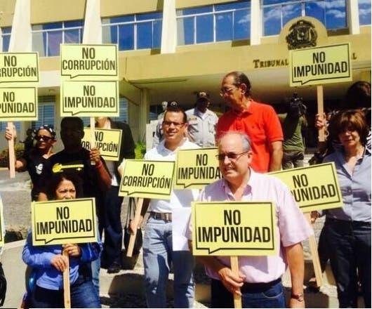 Parada Cívica-ANTICORRUPCIÓN