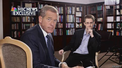 «Fui un espía de alto nivel para la CIA y NSA», afirma Ed Snowden