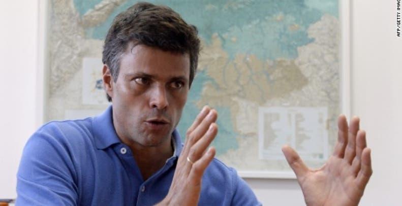 España preocupada por la ratificación de la condena a Leopoldo López