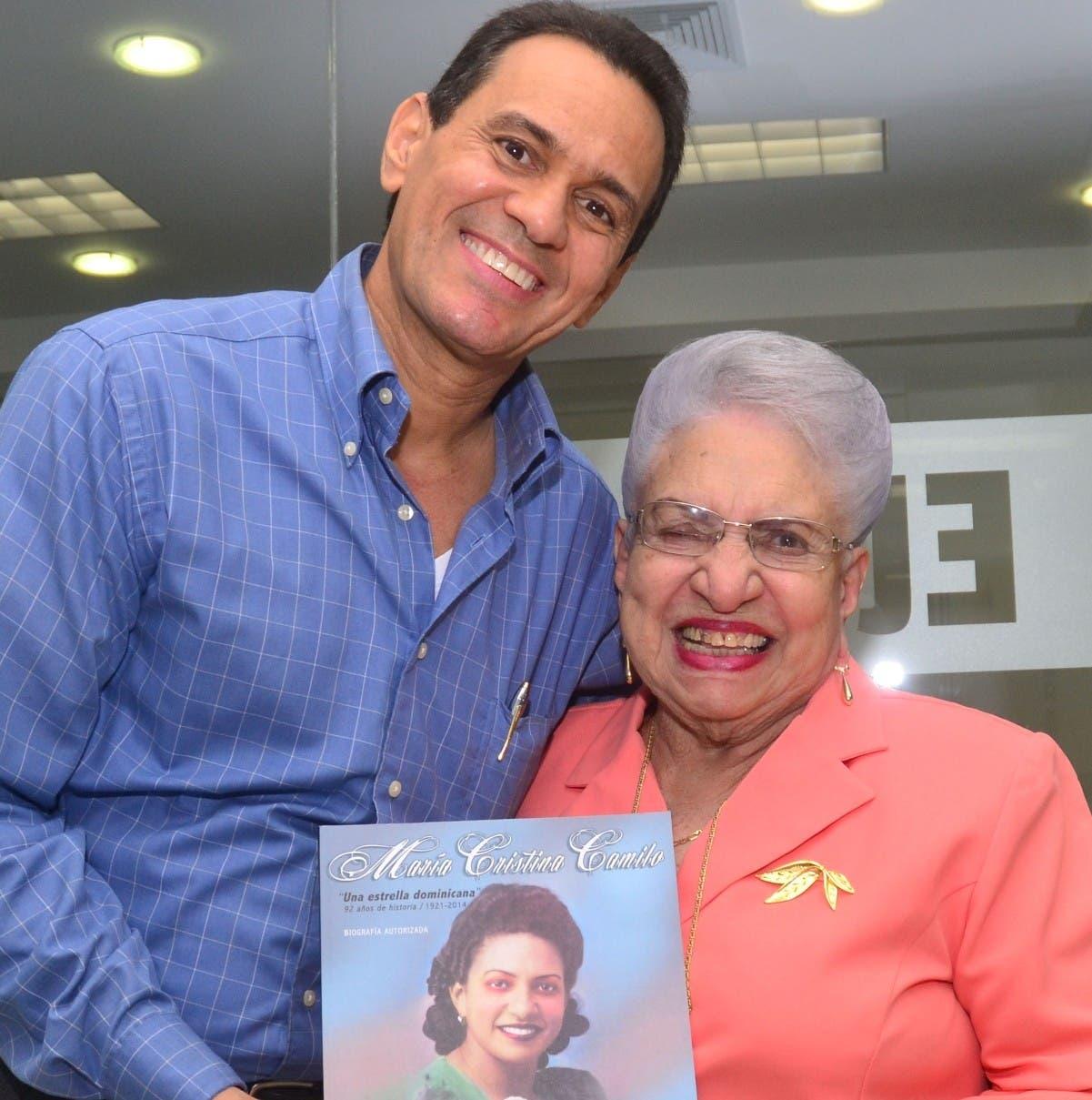 """María Cristina Camilo: """"El retiro no está hecho para mí"""""""