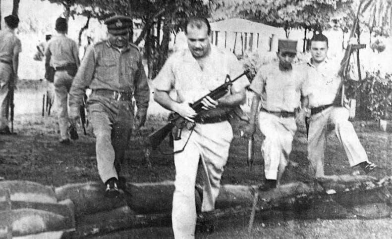 Francis Caamaño fue el héroe de la Revolución de Abril del 65.