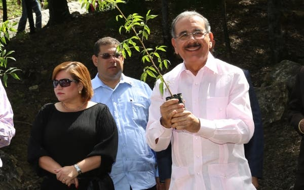 Presidente Danilo Medina insta a preservar el planeta