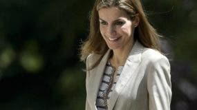 Desde Baní, la reina Letizia va a regresar a Santo Domingo para emprender viaje a Haití, segunda parte de su viaje de cooperación.