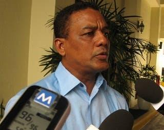 Ramón Cabrera, presidente de la Comisión de Economía de la Cámara de Diputados.