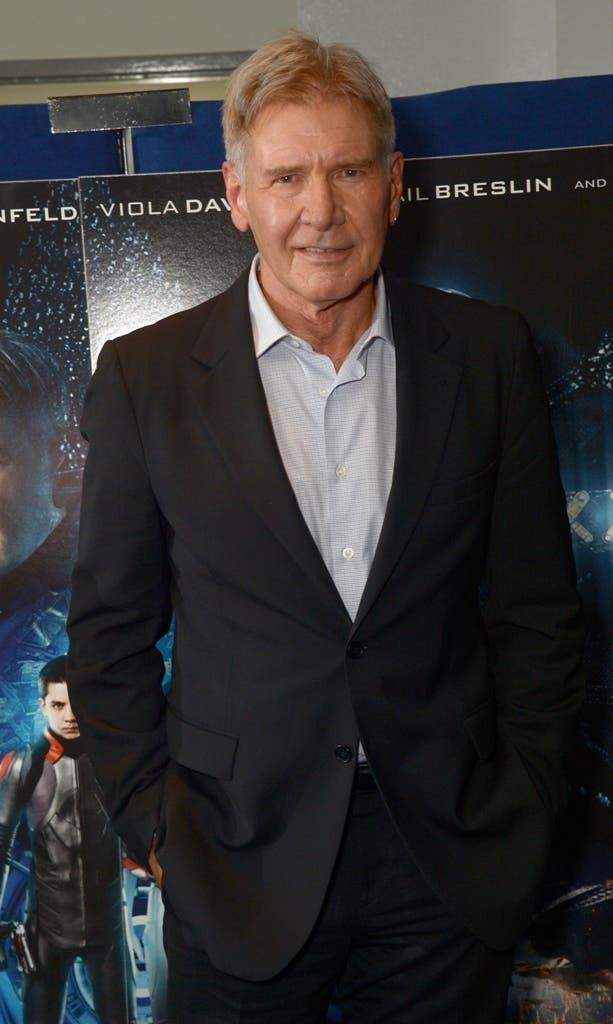 Actor estadounidense, Harrison Ford