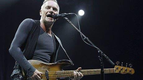 """Sting dice que no dejará """"mucho dinero"""" a sus seis hijos"""