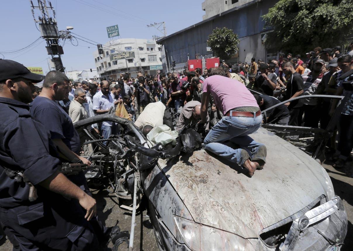 Hamas dice que ejecutó a 18 colaboradores de Israel