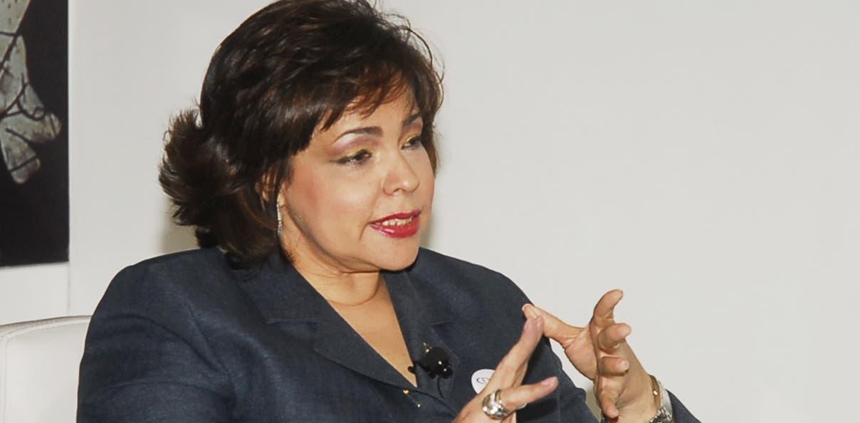 Yokasta Guzmán , directora de Contrataciones Públicas. Foto de archivo.