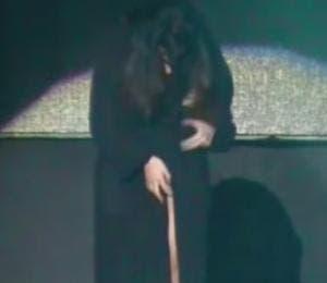 Se le rompe el vestido a Laura Pausini y se le ve todo durante un concierto