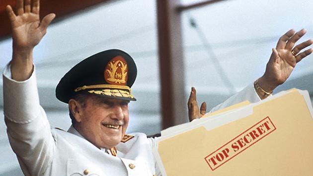 Augusto Pinochet-CHILE