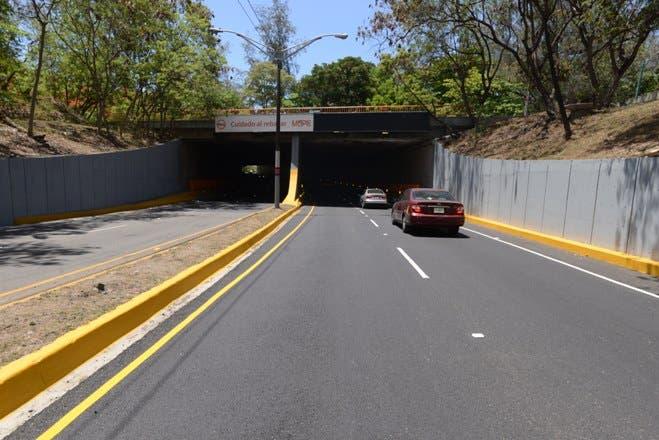 Túnel de la Núñez de Cáceres