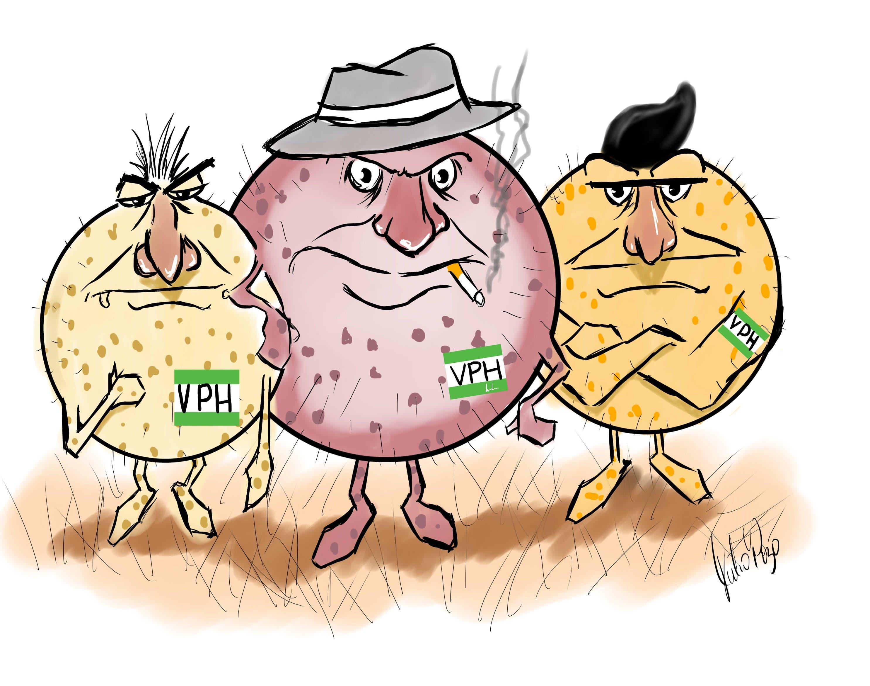Virus del papiloma humano, un mal que agrede en forma silente