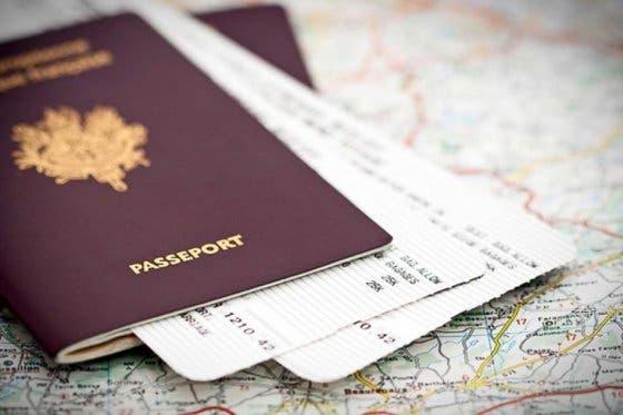 pasaporte francia