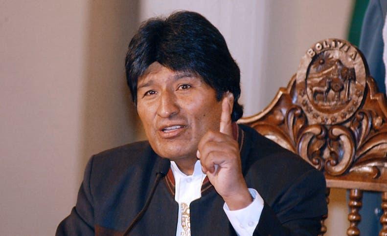 Evo Morales aspirará a un cuarto mandato consecutivo hasta 2025.