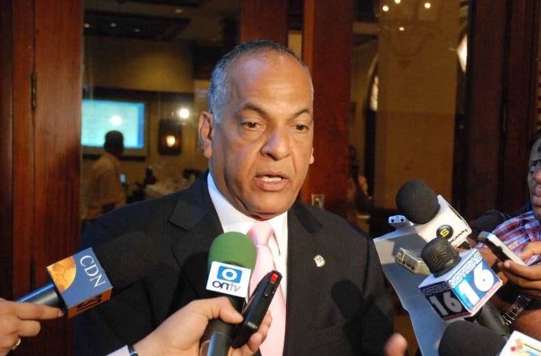 Víctor Terrero informó que los fondos cubrirían las acciones de prevención en el periodo 2019-2021.