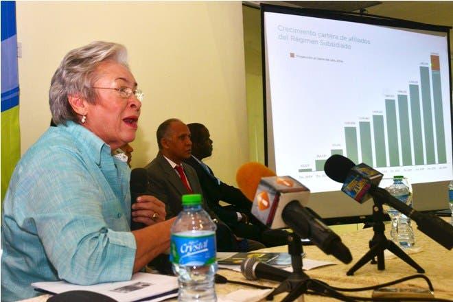 Altagracia Guzmán Marcelino, ministra de Salud Pública, dijo que  para 2017 en el país se diagnosticarán 780 nuevos casos y 110 defunciones (14%) de mujeres que padecen del cáncer provocado por el  VPH.