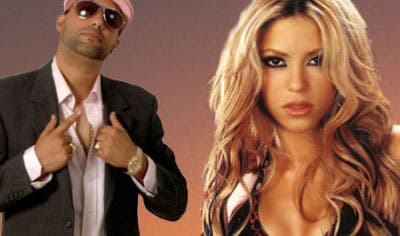 Cata y Shakira