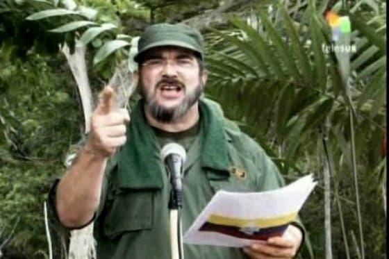 Las FARC descartan firmar la paz con el Gobierno colombiano este año