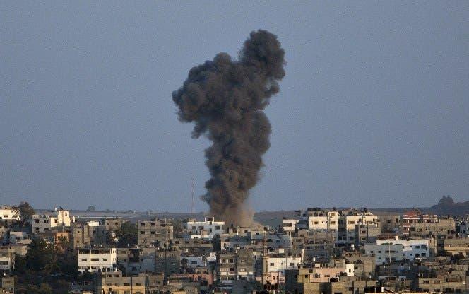 Tregua se hace añicos en Gaza tras lanzamiento de cohetes palestinos y bombardeos israelíes