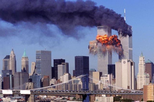 11 de septiembre de 2001, atentado contra las Torres Gemelas. | AP