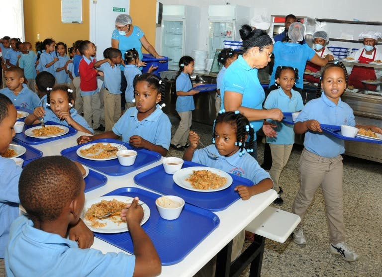 Inicia este lunes Jornada Escolar Extendida con Almuerzo Escolar
