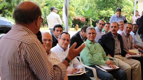 Presidente anuncia financiamiento a productores de cacao en Sánchez Ramírez