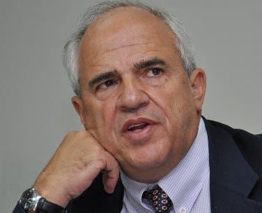 economia. El ex presidente de Colombia, Ernesto Samper Pizano