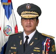El jefe del Ejército, general José Matos de la Cruz, resultó con heridas leves.