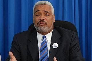 Diputado Radhamés Camacho (PLD).