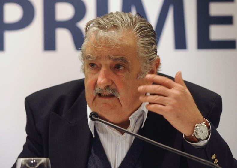 URUGUAY-ELECTIONS-PRESS-MUJICA