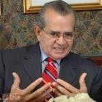 Franklin Almeyda Rancier, dirigente del PLD.