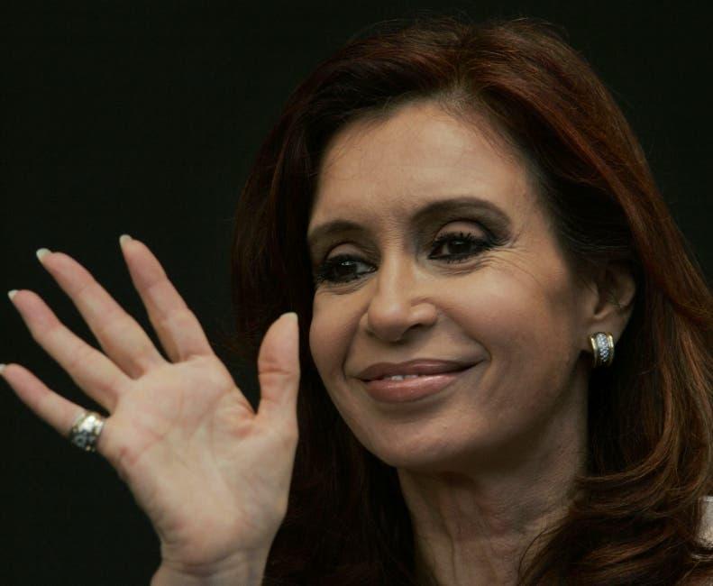 Crtistina Fernandez de Kirchner
