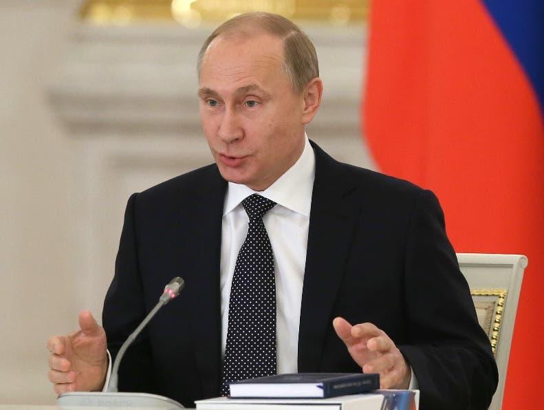 Russia  Putin State Council