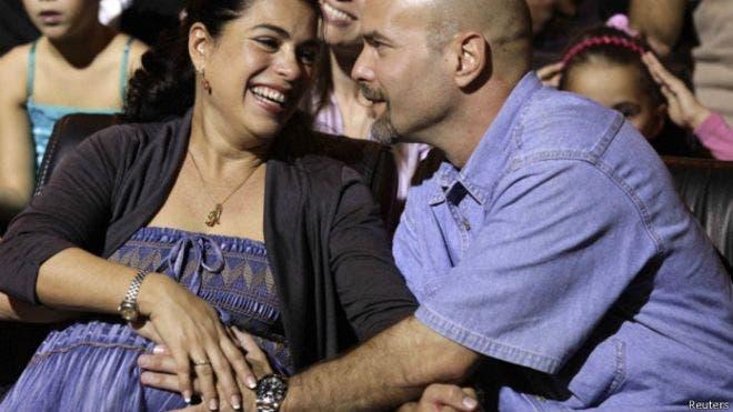 Espía cubano embarazó a su esposa con ayuda de EE.UU.