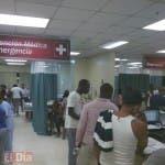 EMERGENCIAS-HOSPITALES PÚBLICOS-SALUD