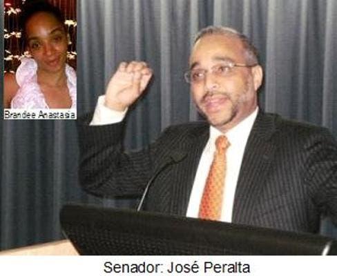 Senador NY Peralta.