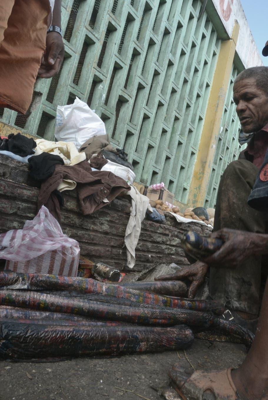 Vendedores repararán daños por fuego en Mercado «Nuevo»