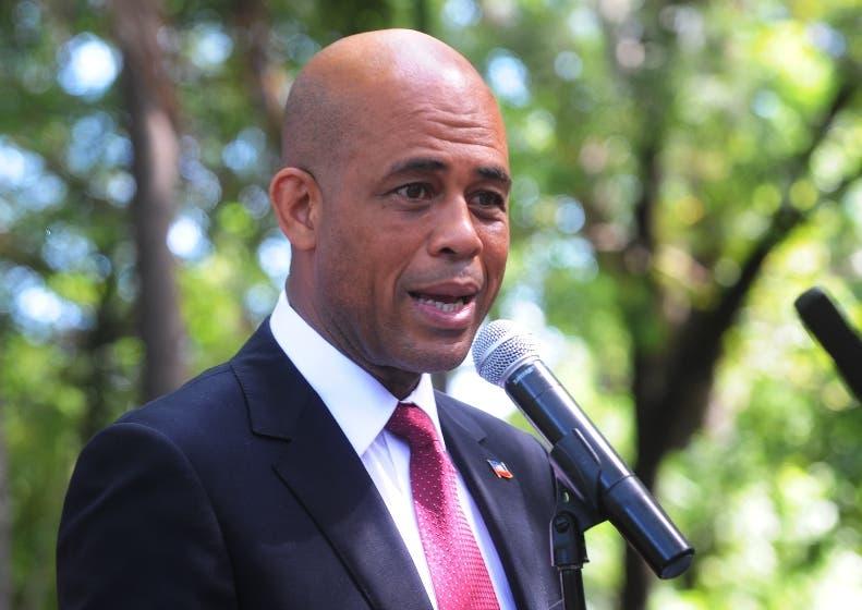 HAITI-ELECTIONS-MARTELLY