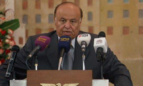 Abd-Rabbu Mansour Hadi, president of Yemen