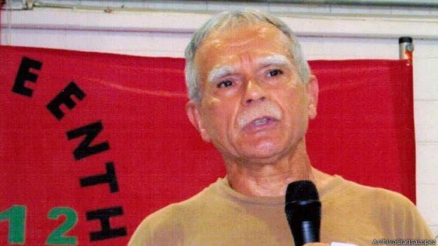 El independentista puertorriqueño Oscar López Rivera lleva más de 33 años en prisión.