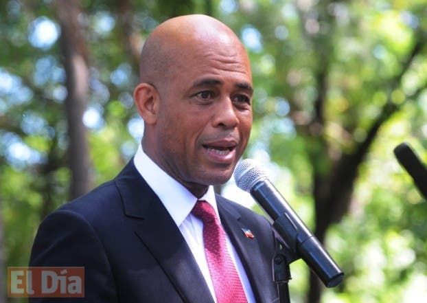 Michel Martelly-haiti