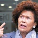 Zoila Martínez, defensora del Pueblo.  archivo